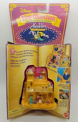 Disney Tiny Collection Aladdin Agrabah Marketplace, Original Package