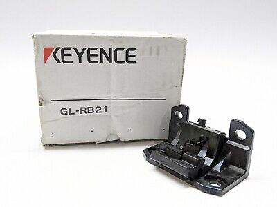 Keyence GL-RB21 Deadspace Free Safety Light Curtain Mounting Bracket