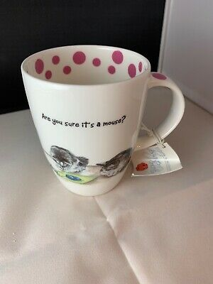 Hudson and Middleton 'Are you sure it's a Mouse?' Mug