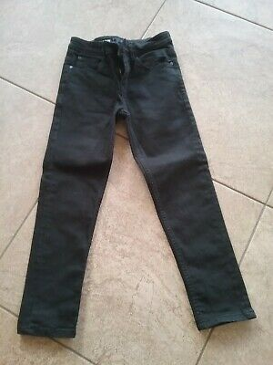 boys next black jeans skinny fit age 9yrs