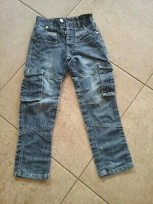 boys airwalk denim jeans age 7 - 8yrs