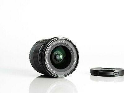 Canon 10-18mm F4.5-5.6 IS STM EF-S Lens for 70D 80D 7D