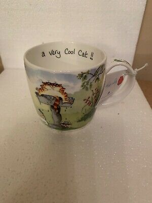 Hudson and Middleton 'A very Cool Cat' Mug