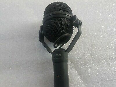 ELECTRO VOICE EV N / D 408 MICROPHONE - made in USA