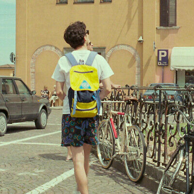 André Aciman Call Me by Your Name Backpack CMBYN Elio Rucksack Shoulder Bag New