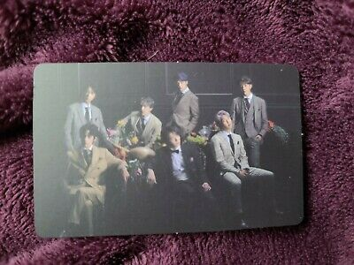 Bts Map Of The Soul 7 Official Photocard