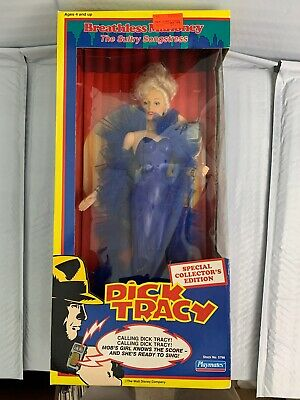 """DICK TRACY Breathless Mahoney MADONNA 14"""" Collector's Edition FIGURE PLAYMATES"""