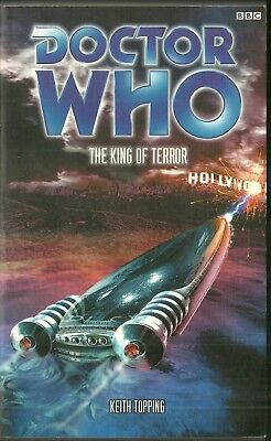 OOP  Paperback Book - DOCTOR WHO - KING OF TERROR - Keith Topping - 2000 - BBC