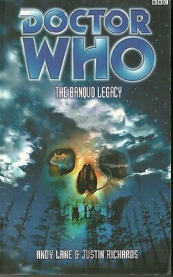 OOP Paperback Book - DOCTOR WHO - THE BANQUO LEGACY - Andy Lane - BBC 2000