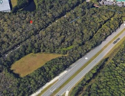 2.6 Acres Near US1 & I-95 in Jacksonville, Florida: Immediate Tax Deed Rights!