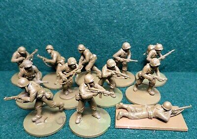 28mm WW2 Perry US Infantry Lot for Bolt Action