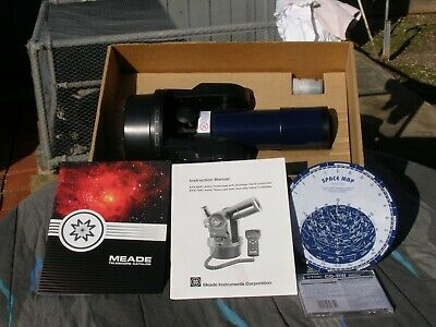 Meade ETX-60 AT Table top Telescope w/Autostar Computer Controller
