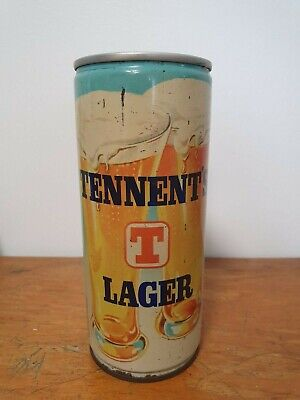 Tennants Lager 440ml Duty Free Beer Can
