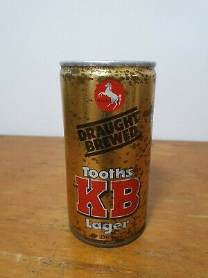 Tooths KB Lager 370ml Steel Can