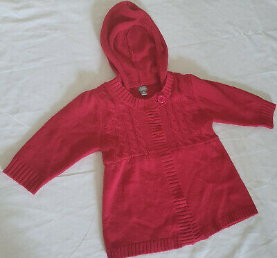 "14 girls Matinee Jacket LITTLE RED RIDING HOOD COAT red ""Pumpkin Patch, URBAN"" K"