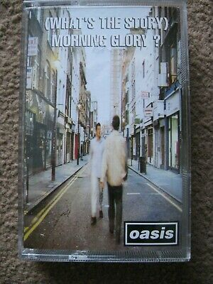 Oasis - (What's The Story ) Morning Glory 1995 Cassette Tape Album