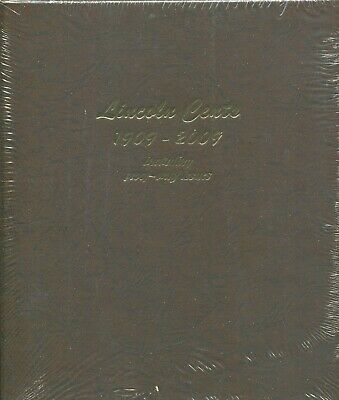 DANSCO Lincoln Cents with Proofs 1909-2009 Album #8100