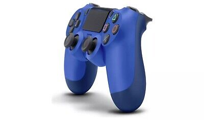 PS4 DualShock 4 V2 Wireless Controller - Wave Blue   (67835)
