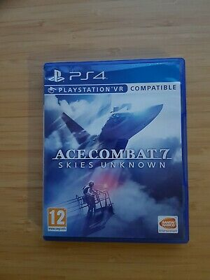 Ace Combat 7 Skies Unknown PSVR (PlayStation 4, 2019)