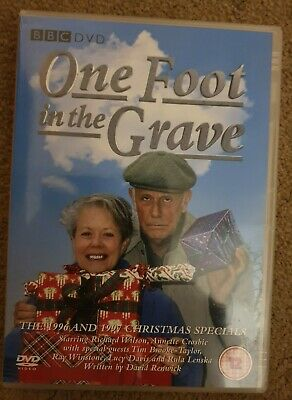 One Foot In the Grave - The 1996 & 1997 Christmas  Specials (DVD, 2006)