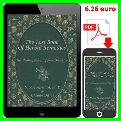 The Lost Book of Herbal Remedies By Claude Davis FAST DELIVERY ⚡  {{Eßθθk}}