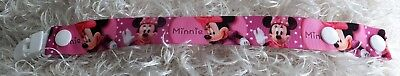 Baby dummy clip - Minnie Mouse