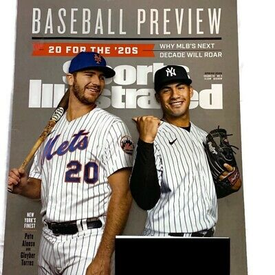 Sports Illustrated Spring 2020 Baseball Preview Why MLB's Next Decade Will Roar