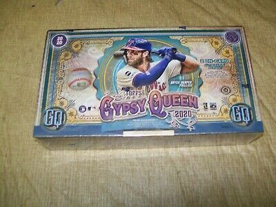 2020 Topps Gypsy Queen Box Hobby Box Factory Sealed