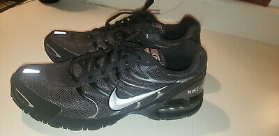 Nike Mens Air Max Torch 4 Running Shoes - Black Size 14