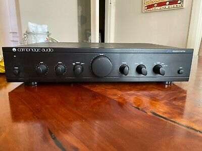 Stereo Amplifier, Cambridge Audio, A3i Integrated, Amplifier.