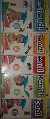 Your Baby Can Read Deluxe Book & DVD Set. Early Language Development System