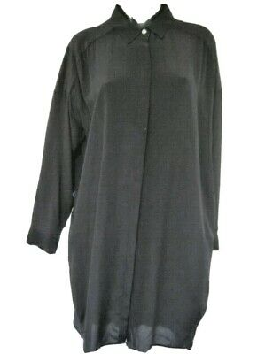 Gorgeous Morrison Silk Shirt Dress Size 14/16