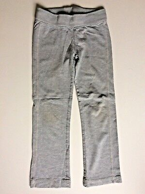 M&S Indigo girls grey PE school tracksuit bottoms 12 years