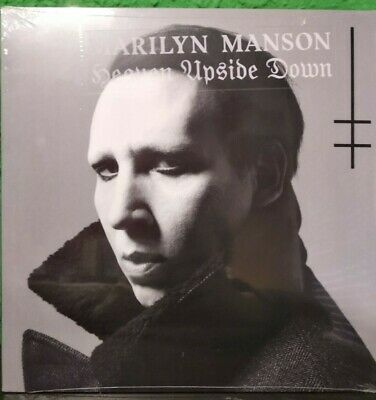MARILYN MANSON - HEAVEN UPSIDE DOWN LP VINYL RECORD new & sealed