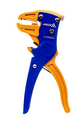 A-WS25A Automatic Wire Stripper & Cutter 0.25-2.5mm Ribbon & Single Strand Cable