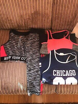 Girls Activewear Age 8-10