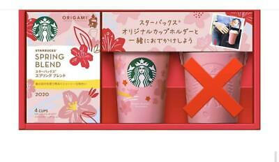 Starbucks Origami Reusable Cup Cherry Blossom Pink