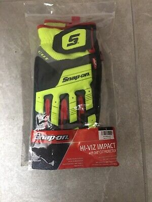 Snap-On GLOVE507L Cut Resistant Impact Gloves