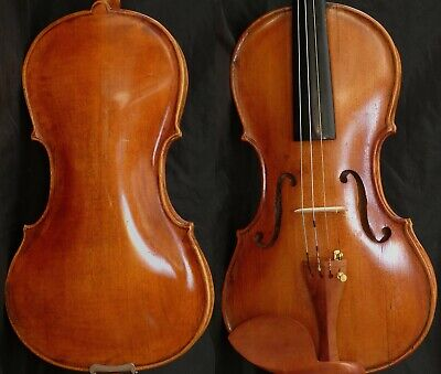 Fine 4/4 Antique Old Violin lab.: Albertus BLANCHI fiddle Bratsche 小提琴 ヴァイオリン