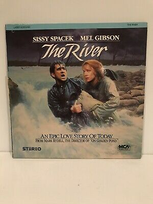 The River -  Laserdisc