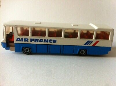 SIKU M.A.N. Air France Reisebus 3417 Made in Western Germany 1980er Selten TOP