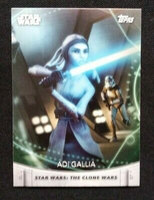 Star Wars The Women Of Star Wars Trading Base Card # 2 2020 Topps Packet Fresh