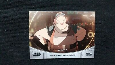 Star Wars The Women Of Star Wars Trading Base Card # 6 2020 Topps Packet Fresh