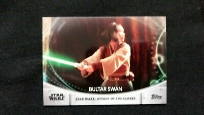 Star Wars The Women Of Star Wars Trading Base Card # 13 2020 Topps Packet Fresh