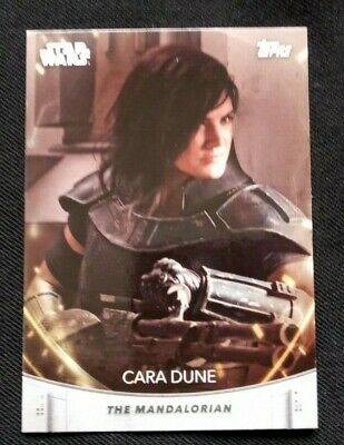 Star Wars The Women Of Star Wars Trading Base Card # 15 2020 Topps Packet Fresh
