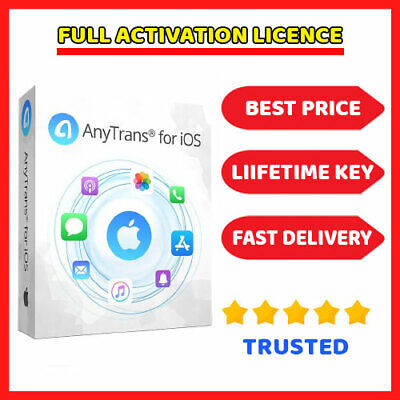 AnyTrans for iOS 7.7  🔑 Lifetime License ⭐ Fast Dilevery