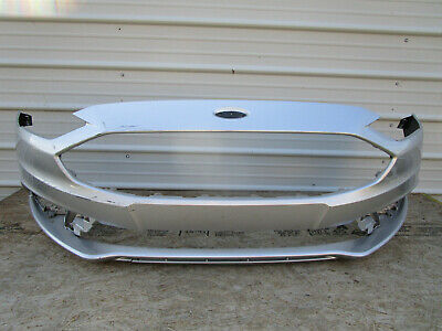 FORD OEM 2017 Fusion Front Bumper Grille Grill-Trim Molding Right HS7Z15266BPTM