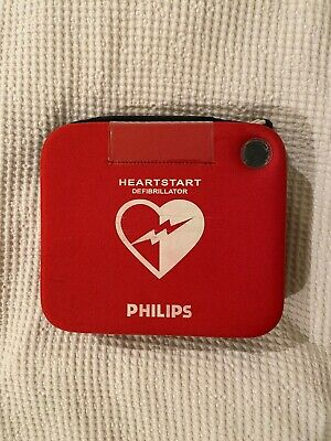 Philips Heartstart OnSite HS1 AED with Case, No Battery and No Pad Cartridge