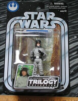 Star Wars Original Trilogy Collection Han Solo sealed action figure black card