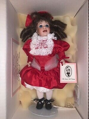 Wendy Lawton Let Me Call You Sweetheart Doll - 1994 - 181/250 Dolls - BNWB